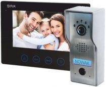 PLUTON BAX VDP-50 videó kamerás kaputelefon
