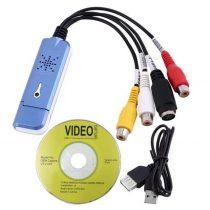 USB digitalizáló Windows 7 rendszerhez ajándék programmal