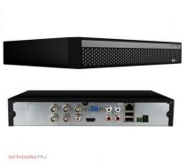 5 megapixeles 4 csatornás hybrid asztali DVR rögzítő XVR440