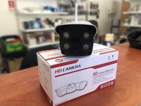 vezeték nélküli IP kamera 1MP 720P