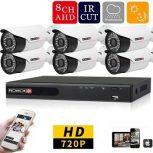 6 kamerarendszer csomag