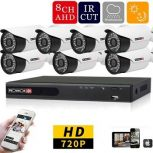7 kamerarendszer csomag