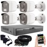 AHD kamera rendszer