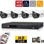 4 kamerarendszer csomag