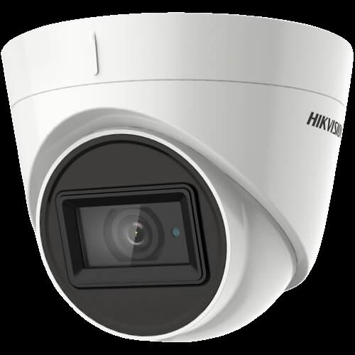 Hikvision 4in1 Analóg csőkamera - DS-2CE16H0T-ITF (5MP, 2,8mm, kültéri, EXIR20M, ICR, IP67, DWDR, BLC)