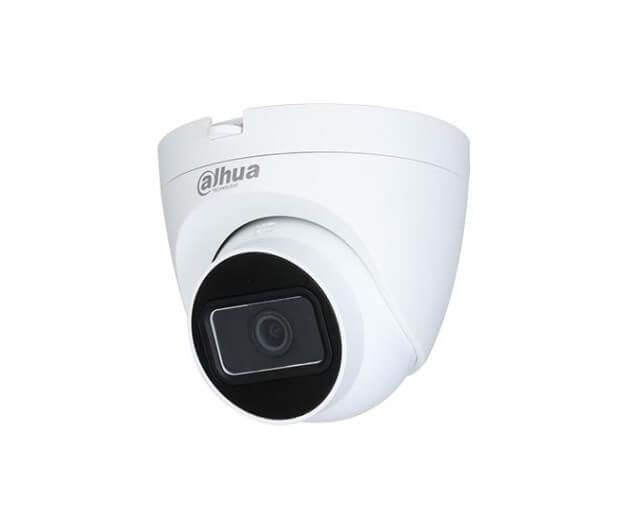 Dahua Analóg dómkamera - HAC-HDW1500TRQ (5MP, kültéri, 2,8mm, IR25m, ICR, IP67, DWDR)