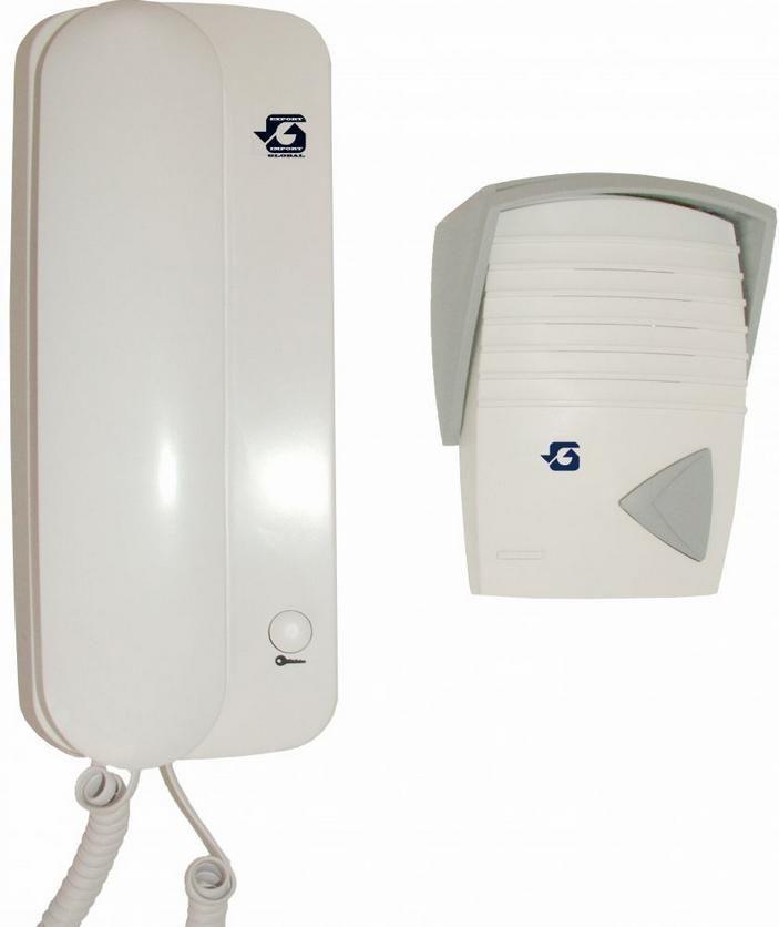 Egylakásos audio kaputelefon szett RL-3207B