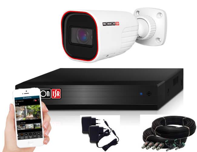 Provision AHD-36 1 kamerás kamerarendszer 2MP Full HD 1920X1080p