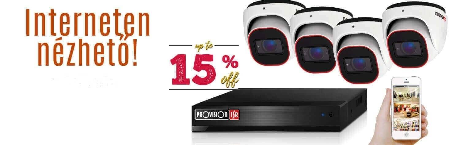 wifi video kamerás kaputelefon